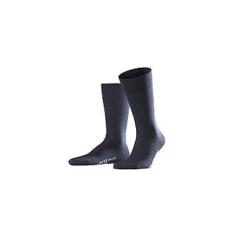 Falke Cooling Cotton Blend Sock Navy