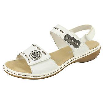 Senhoras Rieker sandálias 65972