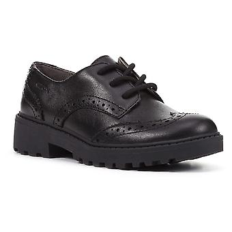 Geox Womens J Casey G. N Lace Up Shoe