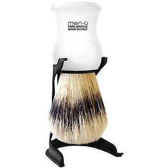 Italiaanse Badger wit Veritable Hair-perfect scheren