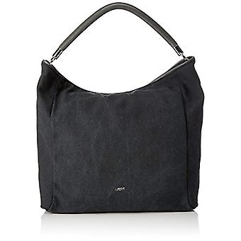 Bree Fantastic 10 Hobo W17 Grey Women's Shoulder Bags (Anthra) 15x34x37 cm (B x H x T)