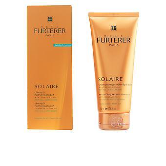 Rene Furterer après-soleil nourrissant réparation shampooing à la cire de Jojoba 200 Ml unisexe