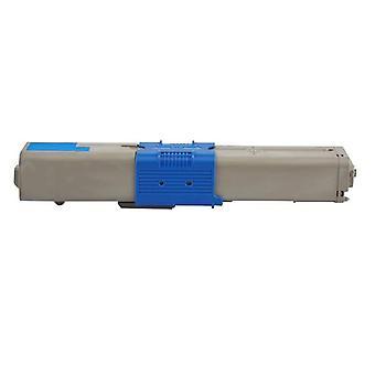 Oki Non Genuine Premium Compatible Cyan Toner Replacement For 46508719