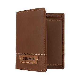 Chiemsee Men's Purse Wallet Purse Cognac 8187