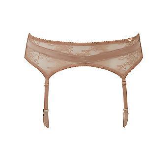 Gossard 16202 femei ' s VIP Chicago lemn Rose roz suspender Belt