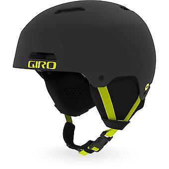 Giro Ledge MIPS Helmet - Black/Citron