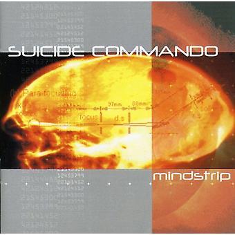 Suicide Commando - importer des USA Mindstrip [CD]