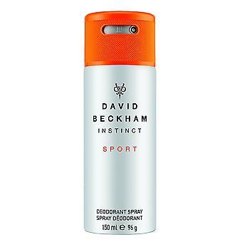 David Beckham Instinct Sport Deodorant Spray 150ml