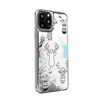 Jul fodral TPU för iPhone 7 plus/8 plus-renar
