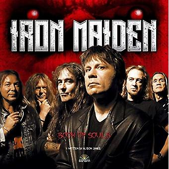 Iron Maiden Book of Souls by Alison James