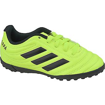 adidas Copa 19.4 TF Jr F35457 Kids turf football trainers