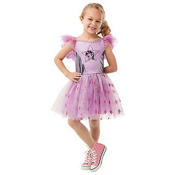 Girls Twilight Sparkle Fancy Dress Costume