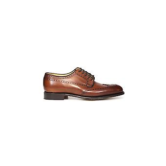 CHURCH'S OUTWOOD 450 NEVADA WALNUT LACE UP