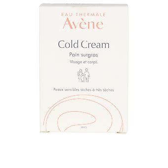 Avene Cold Rich Cleansing Soap Bar 100 Gr Unisex