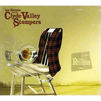 Ian Menzies & His Clyde Valley Stompers - Reunion Sessions [CD] USA import