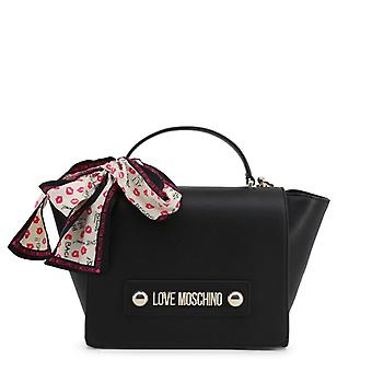 Liebe moschino frauen's Handtasche - jc4028pp18lc, schwarz