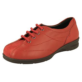 Ladies Padders Dual Fitting Casual Shoes Karen
