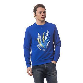 Blue Shirt Bagutta Man