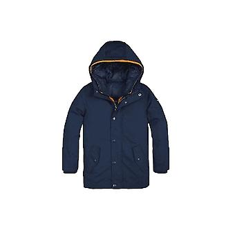 Tommy Hilfiger Boys Tommy Hilfiger 2 In 1 Hooded Jacket With Gilet