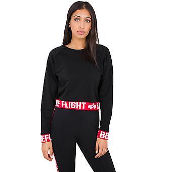 Alpha Industries Women's Sweatshirt RBF Cropped