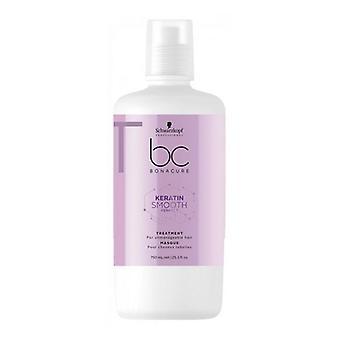 Mascarilla nutritiva para el cabello Bc Keratin Schwarzkopf (750 ml)
