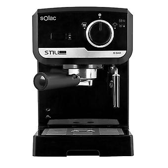 Express Manual Cafea Machine Solac CE4493 Stillo 1,2 L 1140W Negru