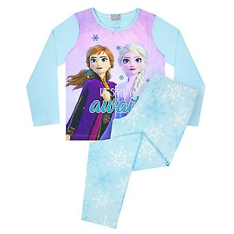 Disney Frozen 2 Elsa és Anna & Destiny várja & Girls Sleep Set
