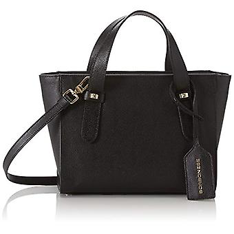 Bourbons 923679j04 Black Women's Hand Bag 25x20x11 cm (W x H x L)