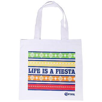 Corona vie blanche est un fourre-tout de Fiesta