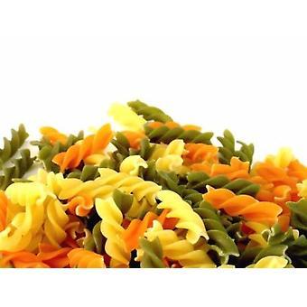 Pasta Tri Colour Fusilli-( 9lb )