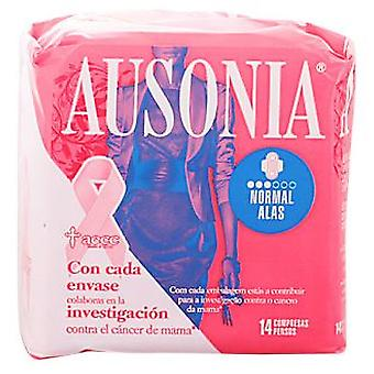 Ausonia Normal Compress Wings 14 Units