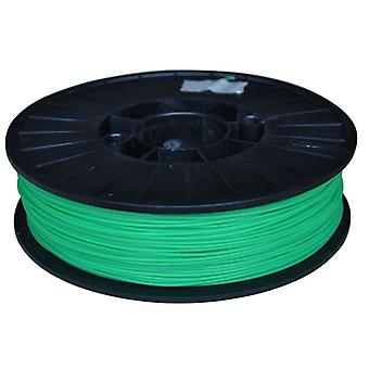 UP 500g Spool of Green ABS Plus Material Pack of 2