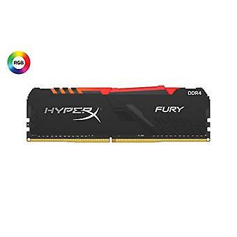 HyperX Fury HX434C16FB3A/8 Memoria DIMM DDR4 8 GB 3466 MHz CL16 1Rx8 RGB