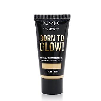 NYX Born To Glow! Natürlich Strahlende Foundation - Medium Buff 30ml/1.01oz