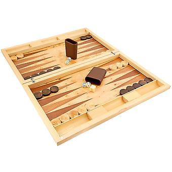 Dal Negro poppeli Root ylellisiä ja Backgammon
