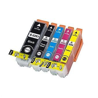 Compatible Ink Cartridge Inkoem T336/Black