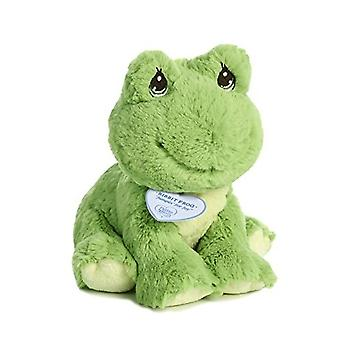 Ribbit Frog 8.5 inch - Stuffed Animal by Precious Moments (15750)