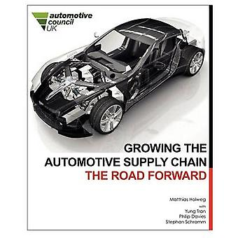 Growing the Automotive Supply Chain The Road Forward by Holweg & Matthias