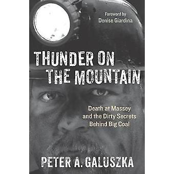 Thunder on the Mountain by Galuszka & Peter A.