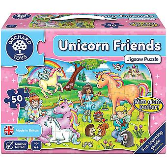 Orchard Unicorn Friends Puzzle