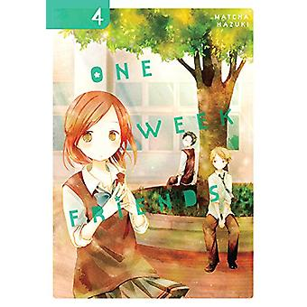 One Week Friends - Vol. 4 by Matcha Hazuki - 9780316447430 Book