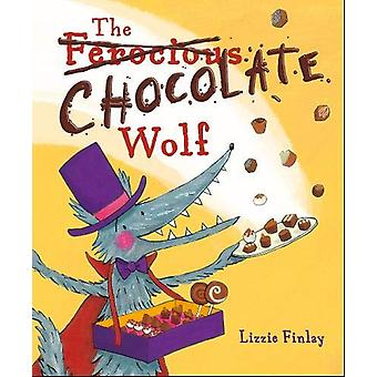 The (Ferocious) Chocolate Wolf by Lizzie Finlay - 9780993553790 Book