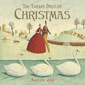 Twelve Days of Christmas by Alison Jay - 9781848779136 Book