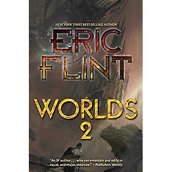 Worlds 2 by Eric Flint - 9781481484206 Book