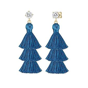 Elli Pendulum Earrings And Drop by Donna Vermeil 302770518