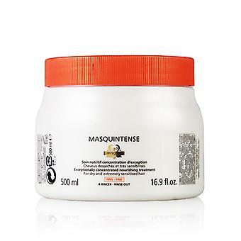 ヘアマスク栄養価の高いケラスターゼ(500ml)
