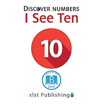 I See Ten by Xist Publishing - 9781532410536 Book