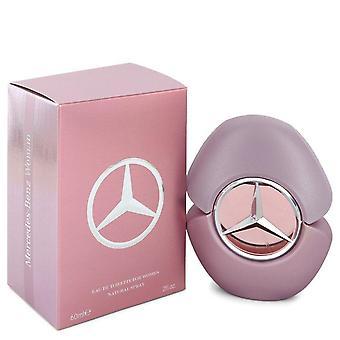 Mercedes Benz Woman Eau De Toilette Spray By Mercedes Benz 2 oz Eau De Toilette Spray