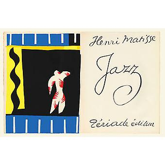Jazz por Henri Matisse