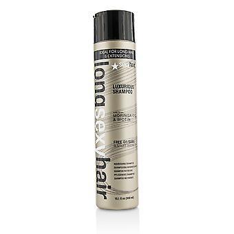 Longo cabelo sexy shampoo nutritivo 213692 300ml /10.1oz